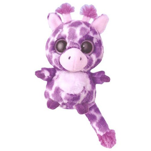 "Topsee Purple Giraffe Yoohoo 5"" by Aurora"