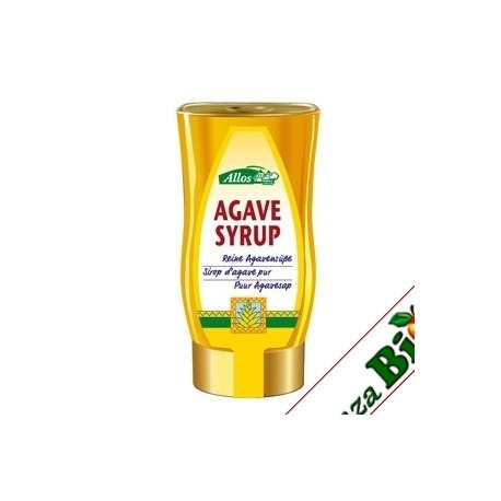 Allos Sciroppo D'agave Squeeze 250ml