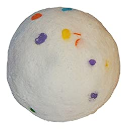 Confetti Cake Scented Bath Bomb with Confetti Candies By Diva Stuff