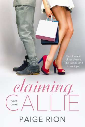 Claiming Callie by Paige Rion ebook deal