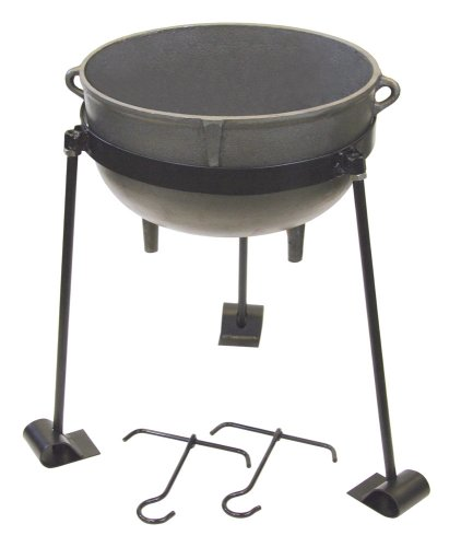 Bayou Classic Cast Iron 18-gallon Jambalaya Pot (Cast Iron Chili Pot compare prices)