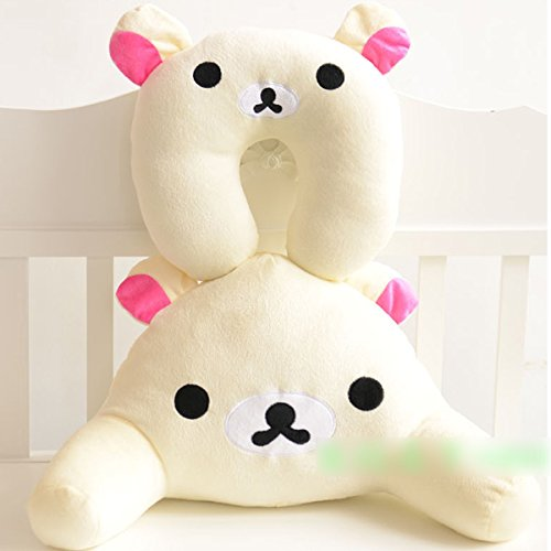 Bear Body Pillow back-275978