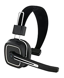 Blue Highway Platinum Trucker Noise Canceling Bluetooth Headset Works with All Cell Phones and Bluetooth Phones