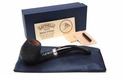 Savinelli Trevi Rustica Tobacco Pipe 602