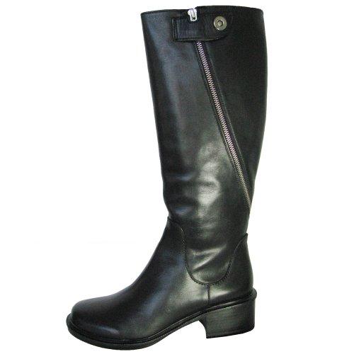 elizabeth and s e heidi boot black 6 m us