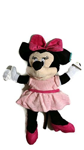 Disney Minnie Mouse Plush Hand Puppet