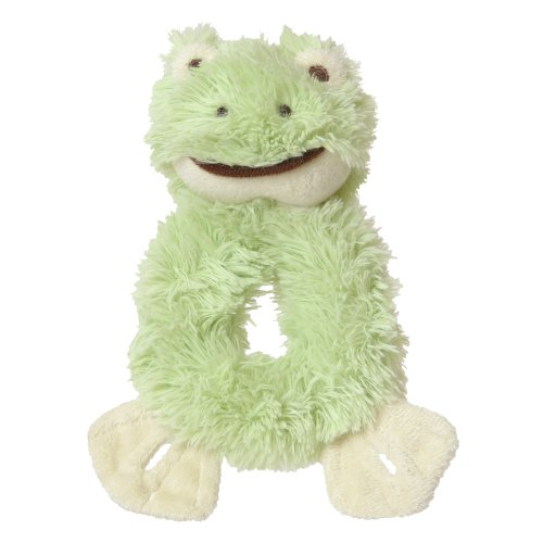 Happy Horse Frog Frazier Soft Rattle