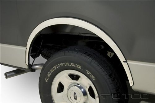 Putco 97219 Fender Trim Stainless Steel Trim