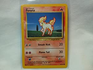 Ponyta - 87/110 - Common - Legendary Collection