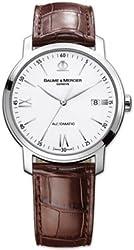 Baume & Mercier Classima Executives Mens Watch 8686
