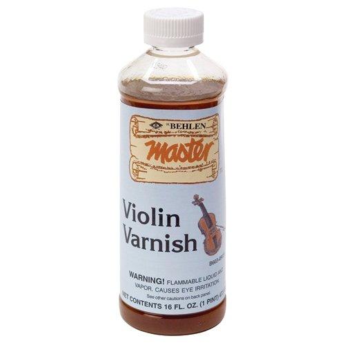 Violin Varnish, Pint