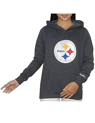 Pink Victoria's Secret NFL Pittsburgh Steelers Womens Athletic Hoodie