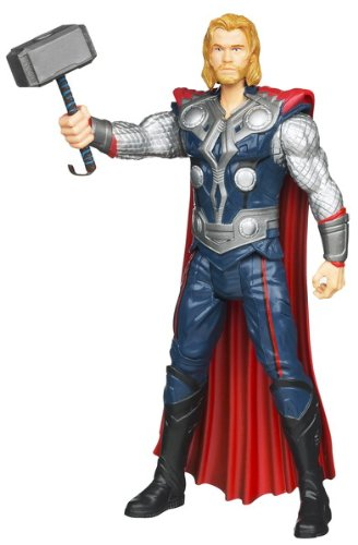 41cytEJpJBL Cheap Price Avengers 8 inch Hero Action Figure, Thor