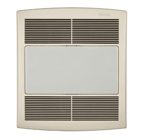 Broan QTRE110FLT Ultra Silent Bath Fan and Light