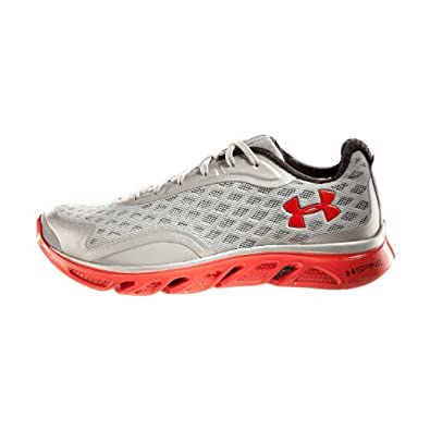 Under Armour Men's UA Spine™ RPM Running Shoes 12 Metallic Silver