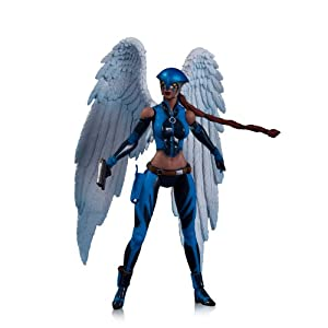 Dc Comics New 52 Earth 2 Hawkgirl Action Figure