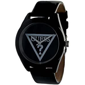 Guess - W65014L2 - Montre Femme - Quartz Analogique - Cadran Noir - Bracelet Noir