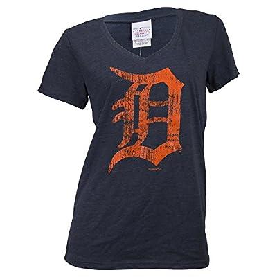 Women's Major League Baseball Classic Big Logo T-Shirt