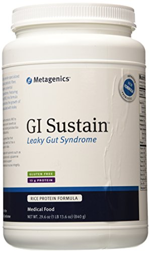 Metagenics GI Sustain Dietary Supplement, 29.6 Ounce