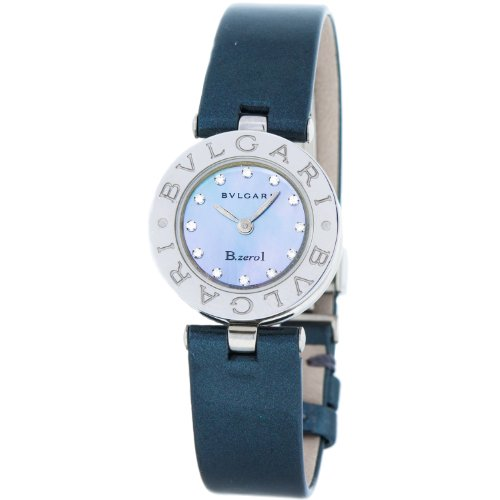 Bvlgari B. Zero 1 BZ22BS2112 Swiss Quartz Mop-Diamonds Ladies Watch