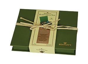 Bentley's Finest Tea Royal Green Tea Collection Gift Set, 36-Count from Bentley's Finest Tea