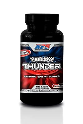 APS Nutrition Yellow Thunder Ultimate Fat Burner 60 Caps/Tabs