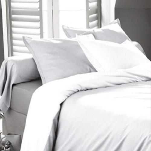 White Bedding King 172693 front