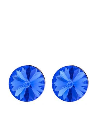 MUSAVENTURA Pendientes Basic Blue Azul