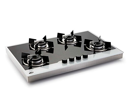 Glen-GL-1074-IN-BW-4-Burner-Glass-Gas-Cooktop