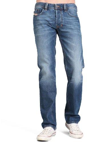 Diesel Larkee Rmq8 Straight Blue Man Jeans Men - W31 L32