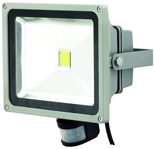 adluminis led fluter au en strahler lampe scheinwerfer flutlicht mit bewegungsmelder 10w 20w. Black Bedroom Furniture Sets. Home Design Ideas
