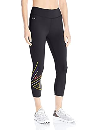 Under Armour Leggings Fly By 2.0 Graphic Capri (Negro)