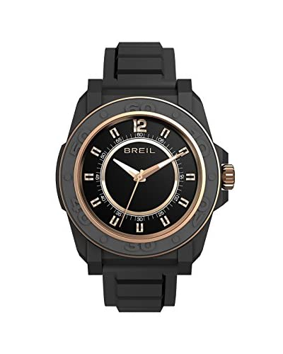 Breil Reloj Mantalite Negro