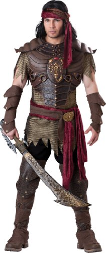 InCharacter Costumes, LLC Scorpion Warrior, Brown, Large
