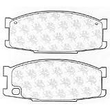 Brake Pad Set disc brake for MITSUBISHI Canter 1997/0 Canter 35 Diesel 92 Kw 125 HP 2001/9