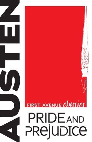 Jane Austen - Pride and Prejudice (First Avenue Classics)
