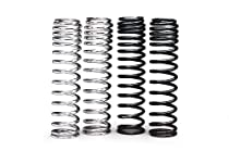"Progressive Suspension 03-1368C Chrome 9.37"" Progressive Rate Spring - Pair"