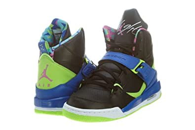 Buy Jordan Flight 45 High (GS) Big Kid's Basketball Sneakers by Jordan