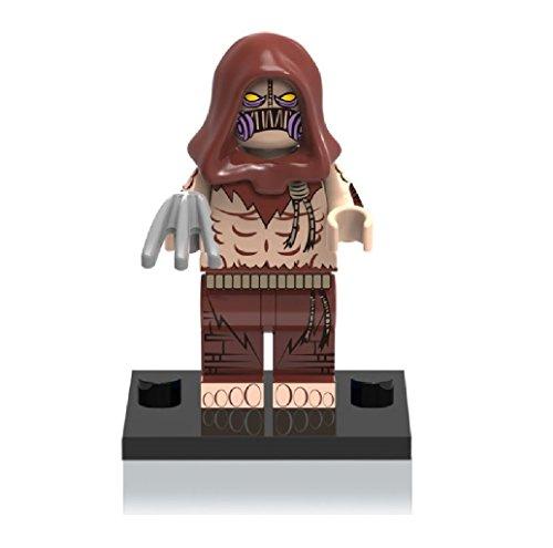 LEGO Compatible DC Superheroes Suicide Squad Custom Scarecrow Minifigure (Lego Custom Iron compare prices)