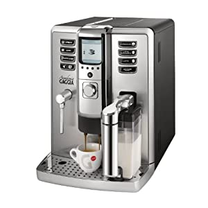 Gaggia Accademia Espresso Machine with 3 Free Coffee Boxes and More... by Gaggia