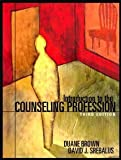 img - for Introduction to the Counseling Profession (3rd Edition) [Paperback] [2002] 3 Ed. Duane Brown, David J. Srebalus book / textbook / text book