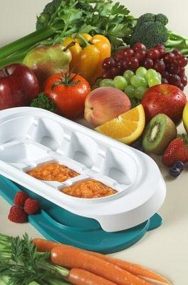 Baby Steps Freezer Trays 2 Pack