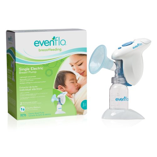 Evenflo Single Breast Pump Picture