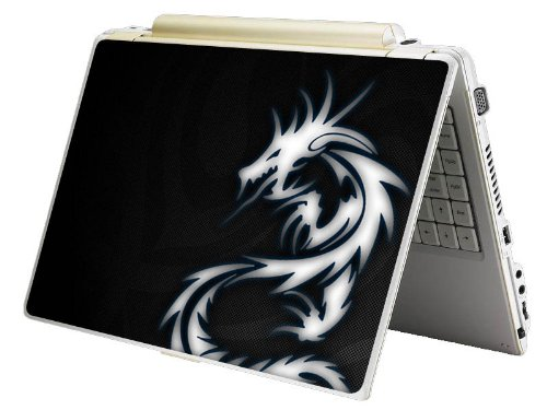 Bundle Monster MINI NETBOOK Laptop Notebook Skin Sticker Cover Art Decal - 7