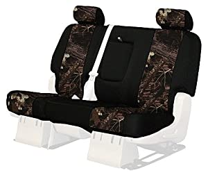 Buy Coverking Custom Fit Rear Solid Bench Seat Cover for Select Dodge Durango Models - Neoprene... by Coverking