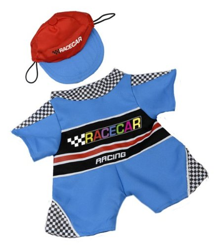 Racecar Outfit  Cap Fits Most 14