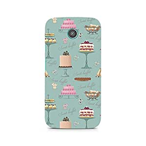 Ebby Sweet Buffet Premium Printed Case For Moto E
