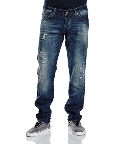 MELTIN'POT Jeans Melton [Blu Denim]