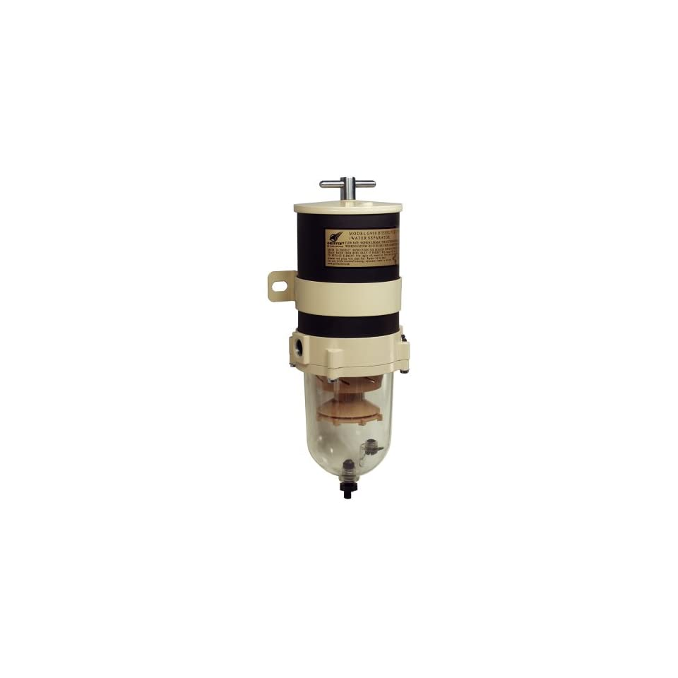griffin   gtb341s4 / g900s4 (stainless hardware) diesel fuel filter / water  separator compare to racor 900 series automotive