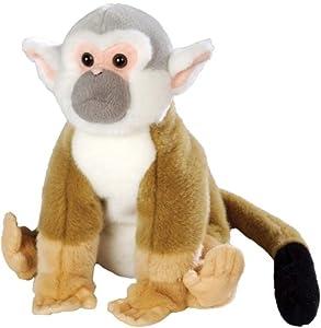 "Amazon.com: Squirrel Monkey 12"" by Wild Republic: Toys & Games"